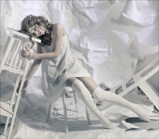 Kristina Yakimova by Pavel Kiselev