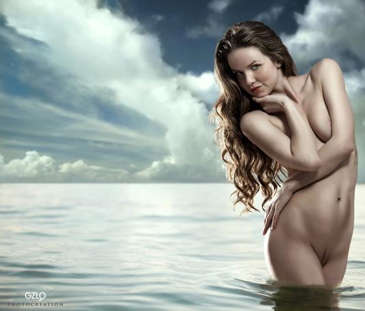 Photocreation: Gonzalo Villar – Model : Kristina Yakimova – Photo Model: Andrey Zubkov