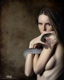 Photocreation: Gonzalo Villar - Photographer model: Aram Bagdasarian – Model: Kristina Yakimova