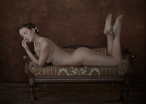 Kristina Yakimova by Ksenia Alekseeva