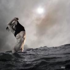 Art Work: Gonzalo Villar – Model : Kristina Yakimova – Photo Model: Andrey Zubkov