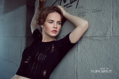 Kristina Yakimova by Yuri Brut