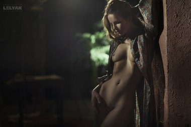 Kristina Yakimova by Konstantin Lelyak