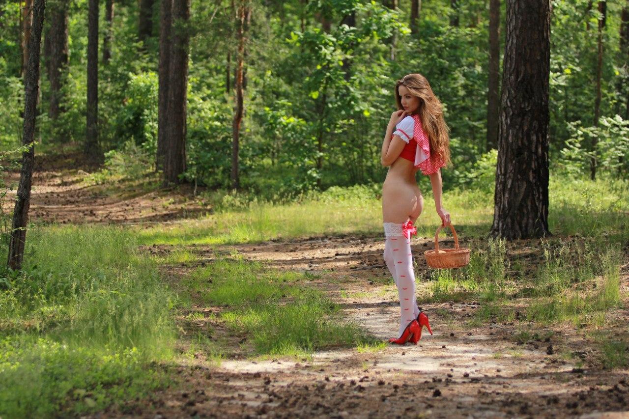 фото волк и красная шапочка ролевая эротика
