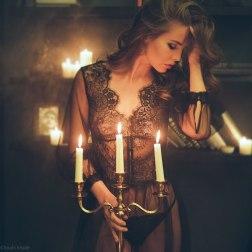 Kristina Yakimova by Naiza Kuznetsova