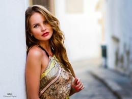 Kristina Yakimova by Gonzalo Villar - Photo by JL Ronin