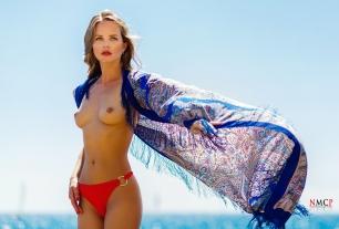 Kristina Yakimova by Juan Luis Pajares - Photocretion: Gonzalo Villar
